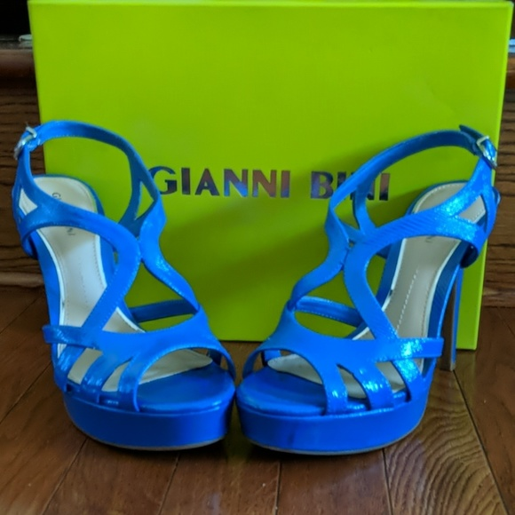 Gianni Bini Shoes - New Gianni Bini high strappy sandals